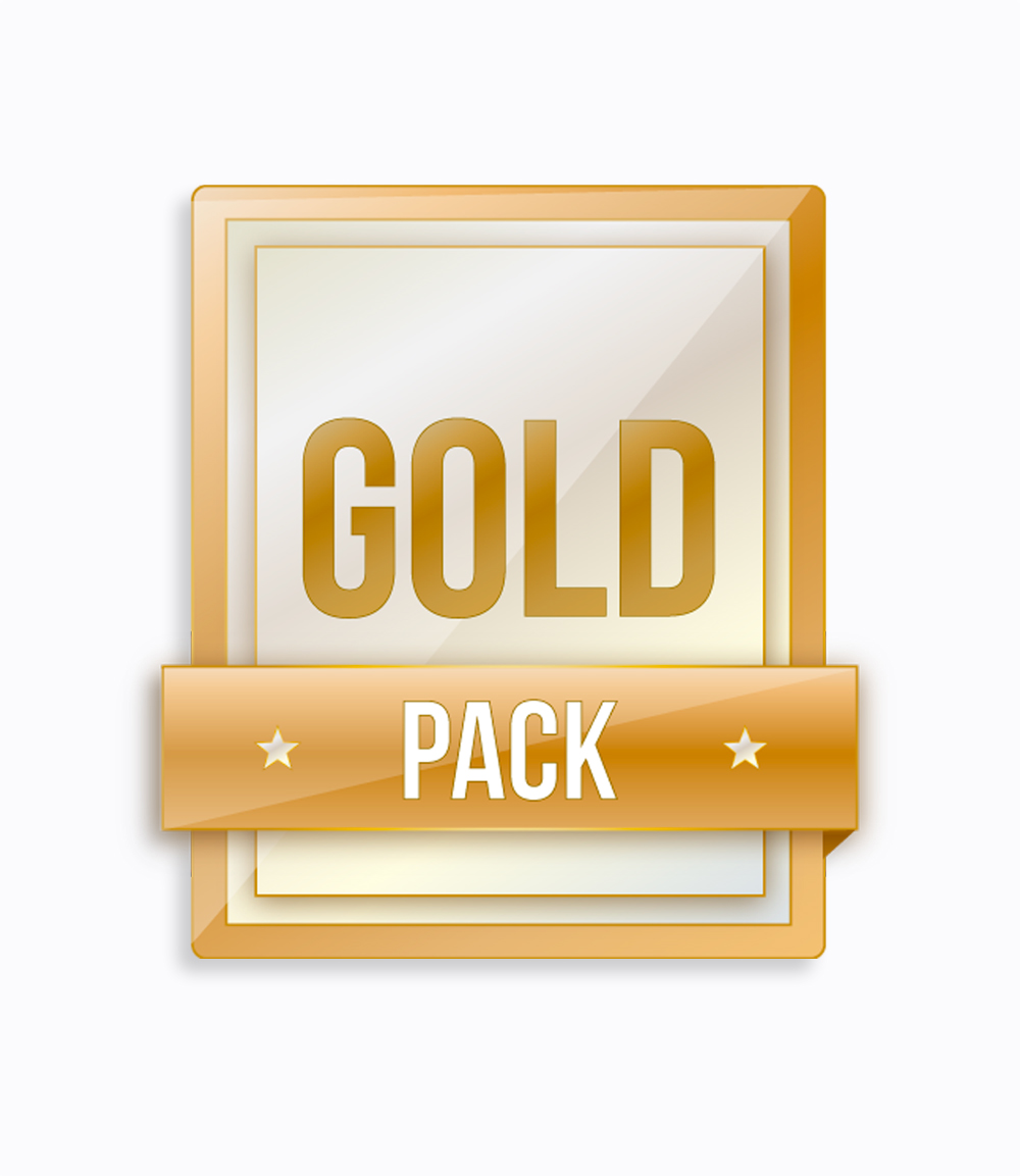 AIMS Gold Pack
